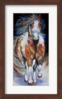 Brave The Indian War Horse Fine Art Print