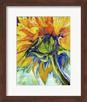Sunflower In July Fine Art Print