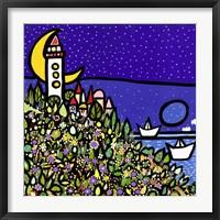 La Sentinella del Mare Fine Art Print
