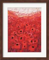 Spanish Poppies II Fine Art Print