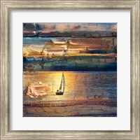 Sunset Sailing 1 Fine Art Print