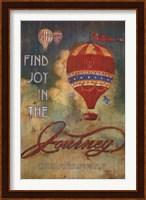 Joy in the Journey Fine Art Print