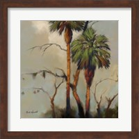 Stricktly Palms 1 Fine Art Print