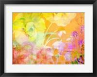 Brassy Begonia G Fine Art Print