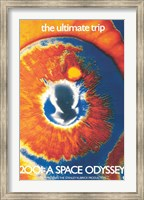 2001: A Space Odyssey (the ultimate trip) Wall Poster