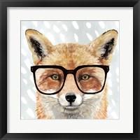 Four-eyed Forester I Fine Art Print