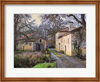Pastoral Countryside XII Fine Art Print