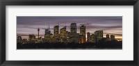 Sydney Skyline Fine Art Print