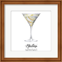 Classic Happy Hour V Fine Art Print