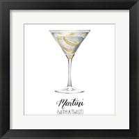 Classic Happy Hour V Fine Art Print