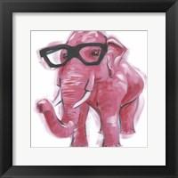 Dapper Animal VII Fine Art Print