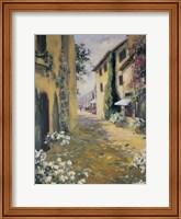 Italian Villa I Fine Art Print