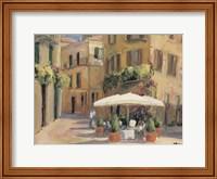 Cafe Bordeaux Fine Art Print