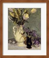 Tulips & Lavender Fine Art Print