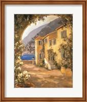 Scenic Italy VIII Fine Art Print