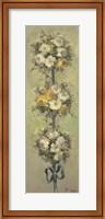 2-Up Topiary Bouquet II Fine Art Print