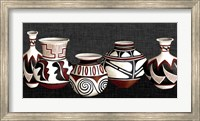 Mexican Pottery Fine Art Print