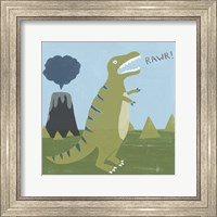 Dino-mite I Fine Art Print