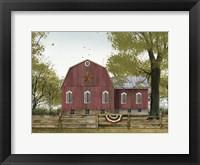 Sweet Summertime Barn Fine Art Print