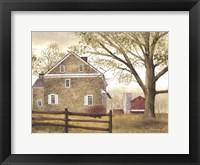 Bucks County Homestead Fine Art Print