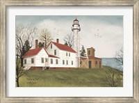 Whitefish Point Fine Art Print