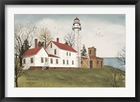 Whitefish Point Fine Art Print