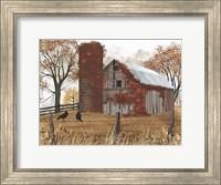 The Old Barn Fine Art Print