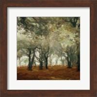 Cinnamon Forest 1 Fine Art Print