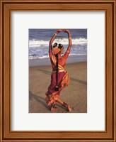 dortes - Indian Dancer Fine Art Print