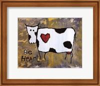 Big Heart Fine Art Print