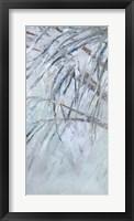 Grey Palms I Fine Art Print