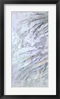 Grey Palms II Fine Art Print