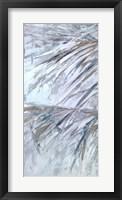 Grey Palms III Fine Art Print