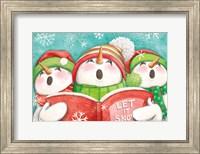 Let it Snow IV Eyes Open Fine Art Print