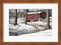 Bartram Bridge Fine Art Print