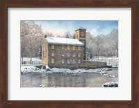 Brecks Mill Fine Art Print