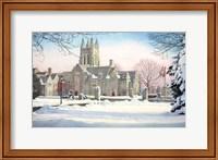 Saint Josephs University 3 Fine Art Print