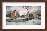 Kirby's Mill Fine Art Print