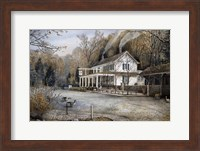 Valley Green Inn II Fine Art Print