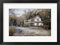 Valley Green Inn II Fine Art Print