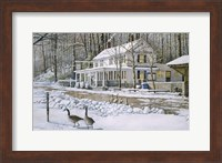 Valley Green Inn III Fine Art Print