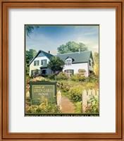 Anne of Green Gables House Fine Art Print