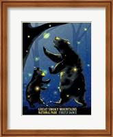 Firefly Dance Fine Art Print