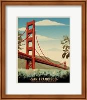 Golden Gate Bridge Daybreak Fine Art Print