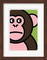 Scimmia Fine Art Print