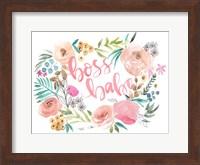 Boss Babe I Fine Art Print