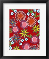 Bright Flowers II Fine Art Print