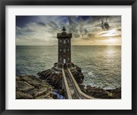 Lighthouse Sunset Fine Art Print