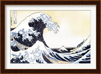 The Great Wave Fine Art Print