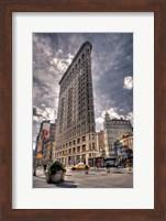 The Flatiron Building New York Fine Art Print